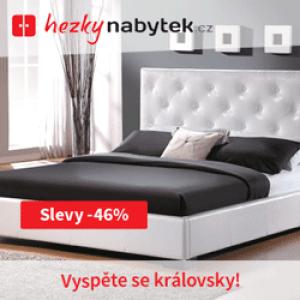 Vyspěte se královsky! www.hezkynabytek.cz
