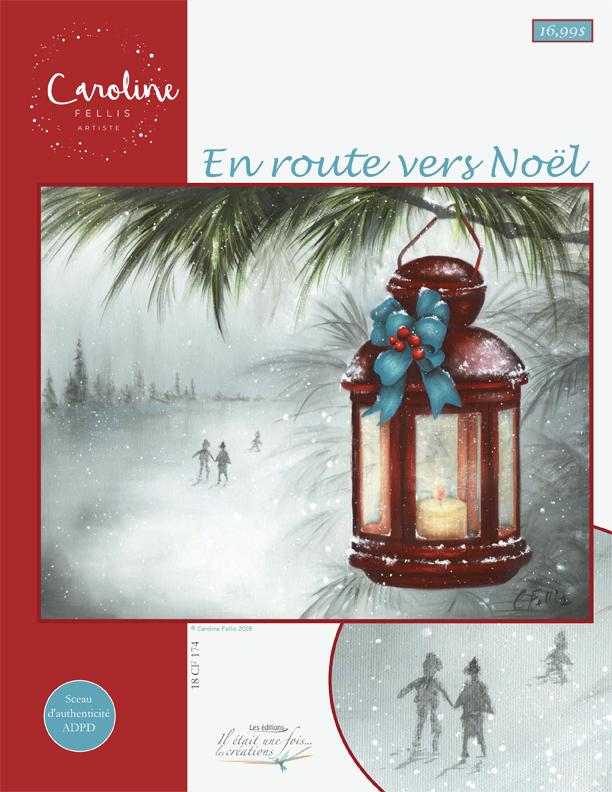 Sur La Route De Noël : route, noël, Route, Noël, Boutique, était, Fois...