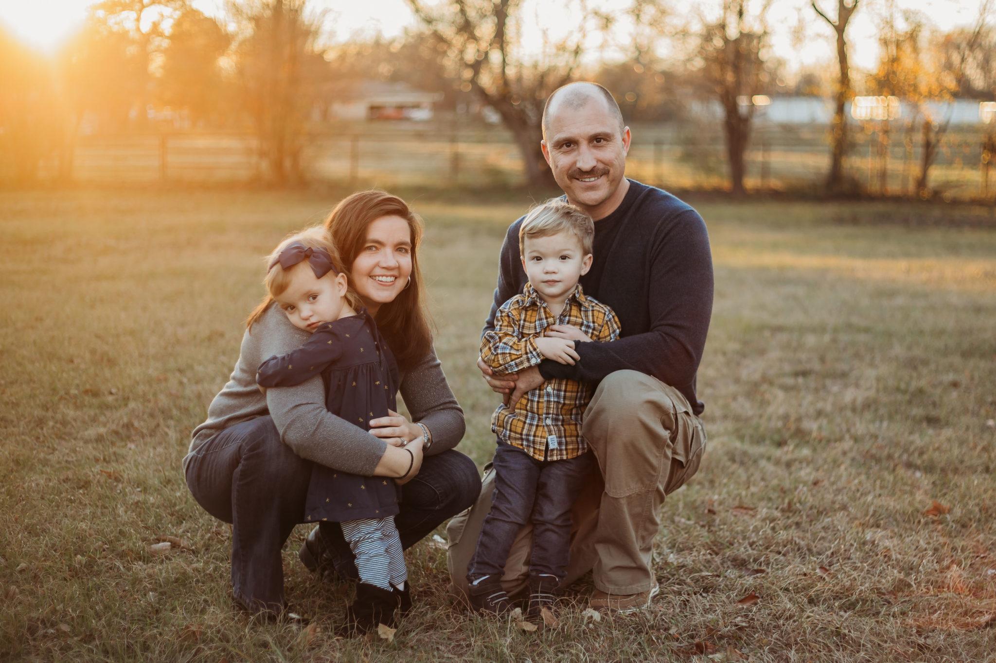 Lifetime Adoptive Parents Aaron and Karen