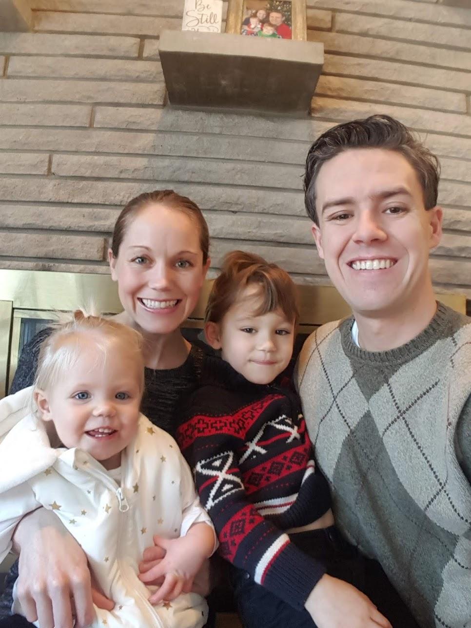 Lifetime Adoptive Parents Matt and Emily