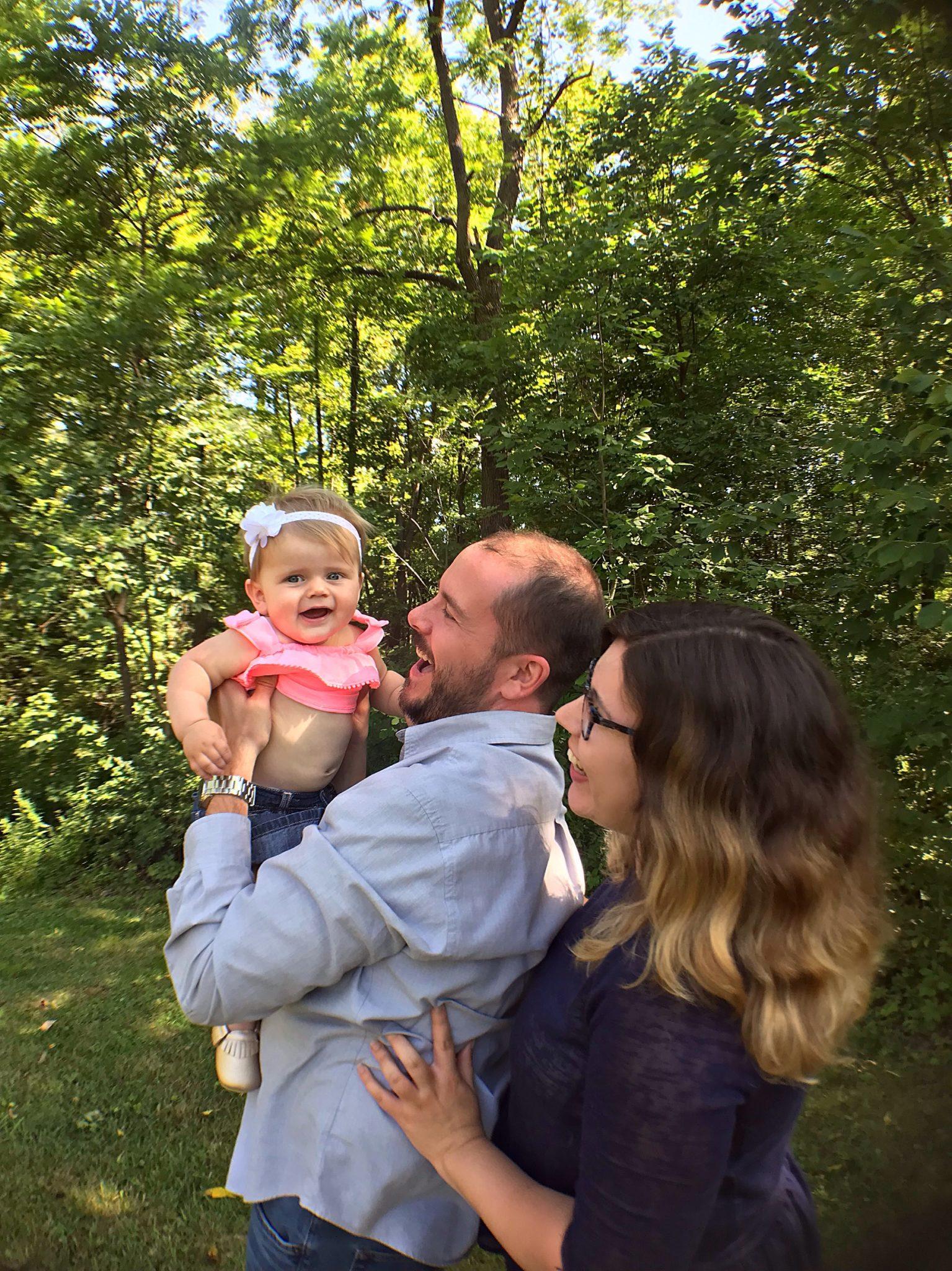 Lifetime Adoptive Parents Jon and Kristen