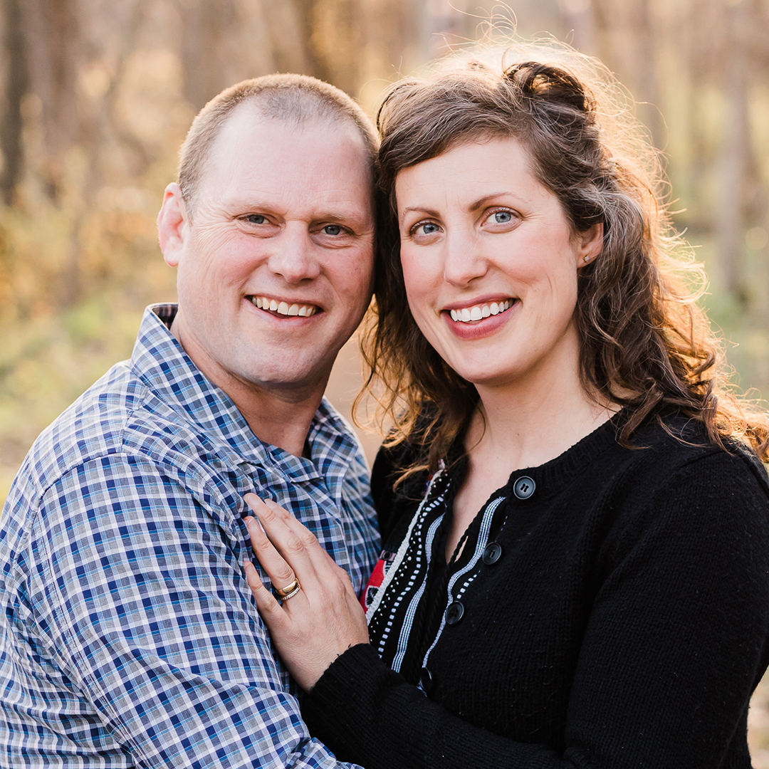 Lifetime Adoptive Parents Tim and Stacy