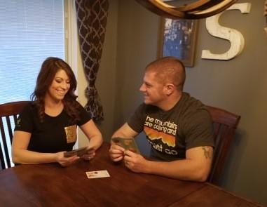 Lifetime Adoptive Parents Brent and Dana