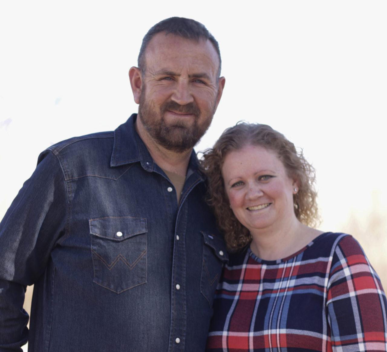 Lifetime Adoptive Parents John and Amy