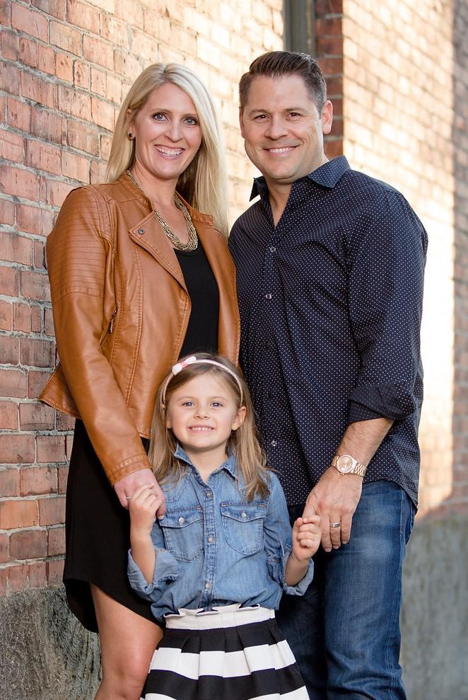 Lifetime Adoptive Parents Matt and Heather
