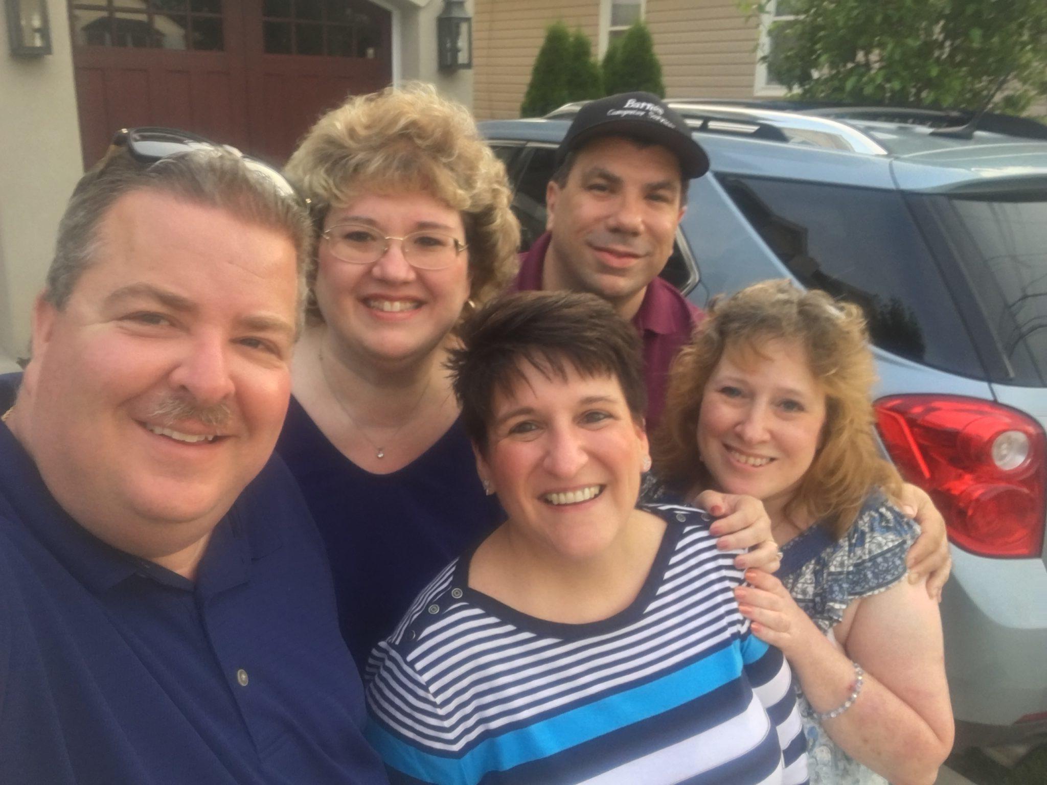 Lifetime Adoptive Parents David and Cheryl