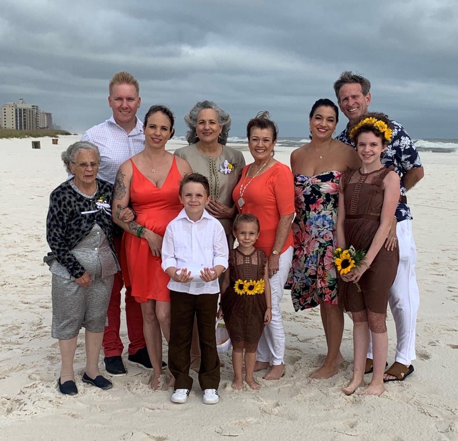 Lifetime Adoptive Parents Scott and Geraldine