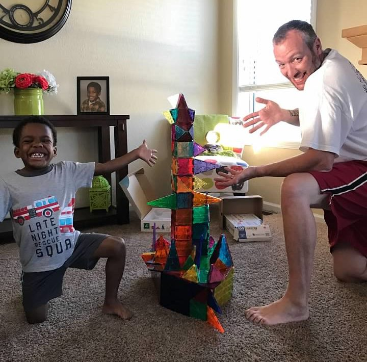 Lifetime Adoptive Parents Patrick and Kaley