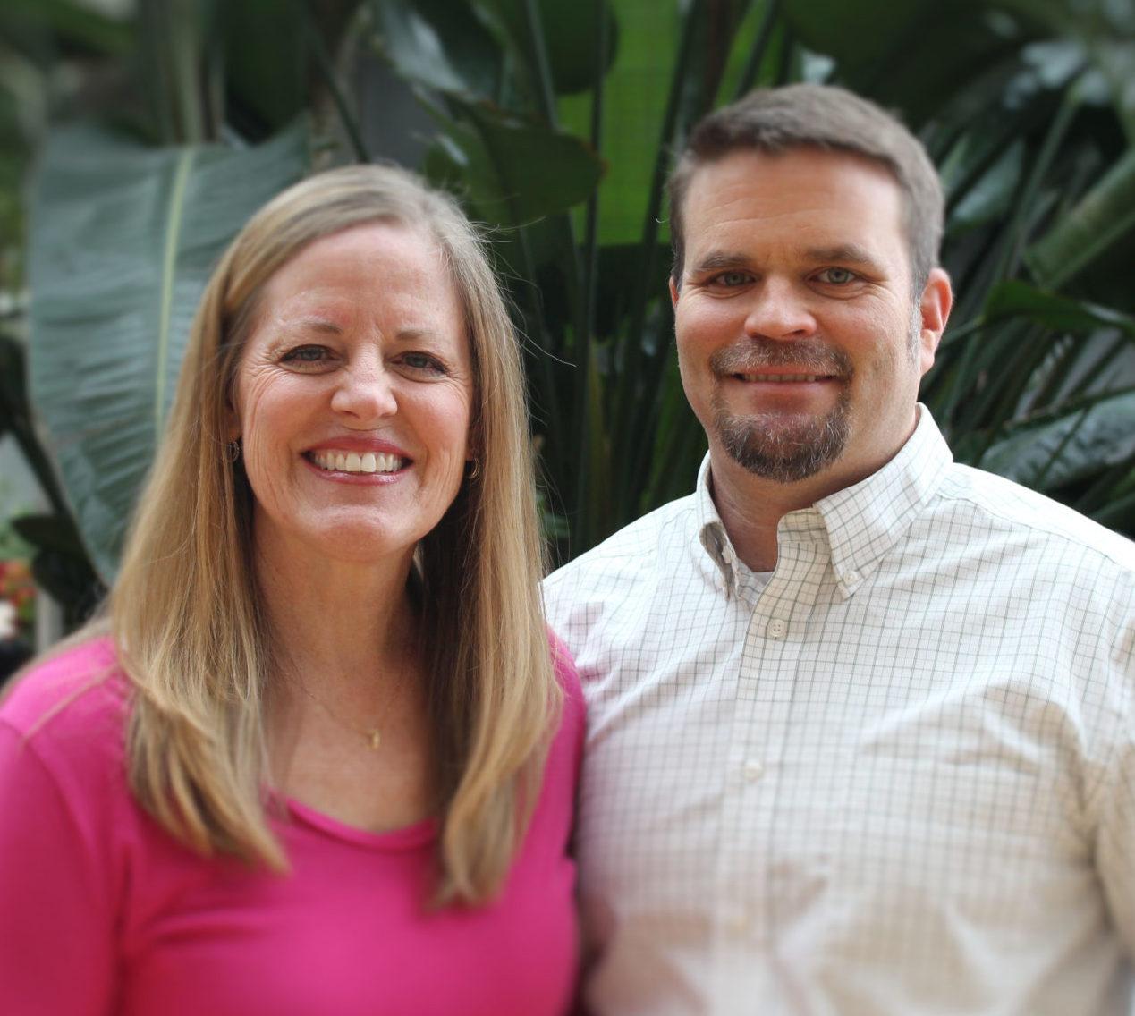Lifetime Adoptive Parents Dan and Michelle