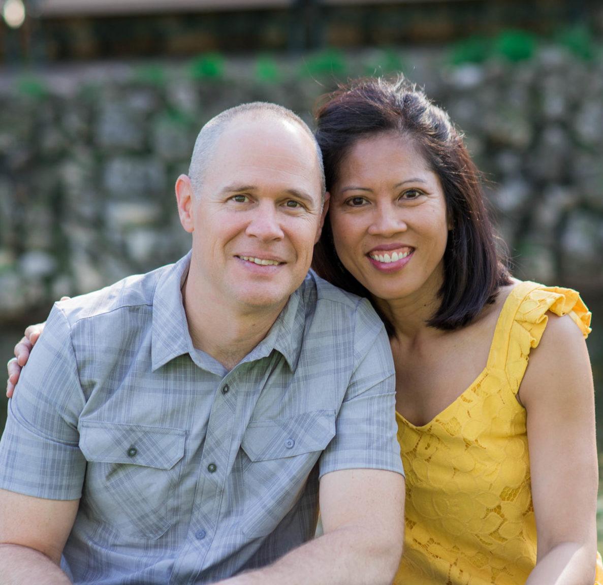 Lifetime Adoptive Parents Ben and Victoria