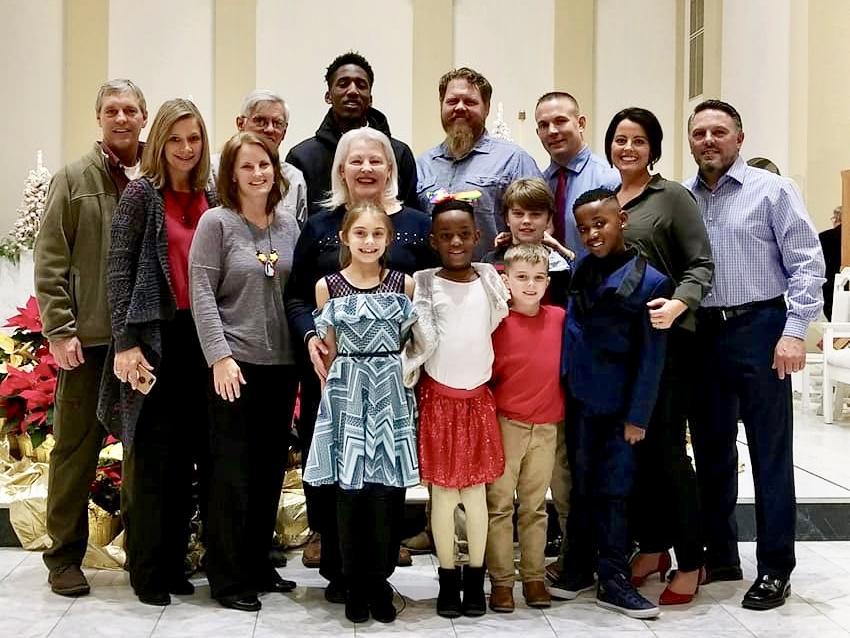 Lifetime Adoptive Parents Bobby and Andrea