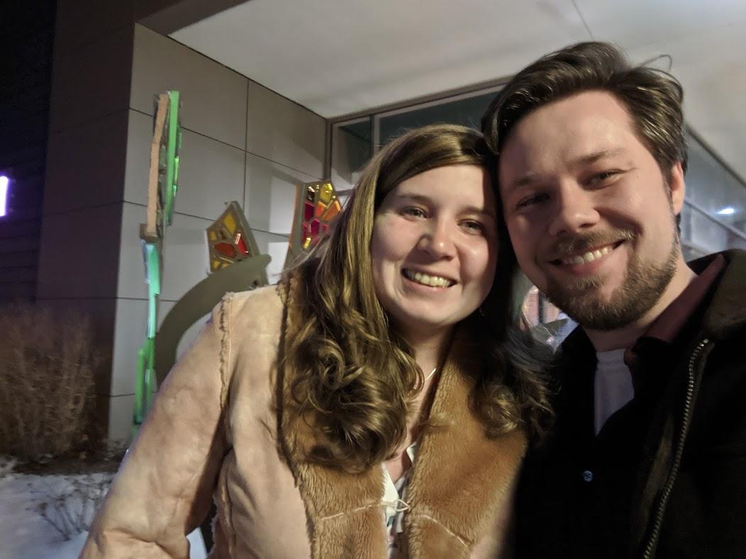 Lifetime Adoptive Parents Austin and Sarah
