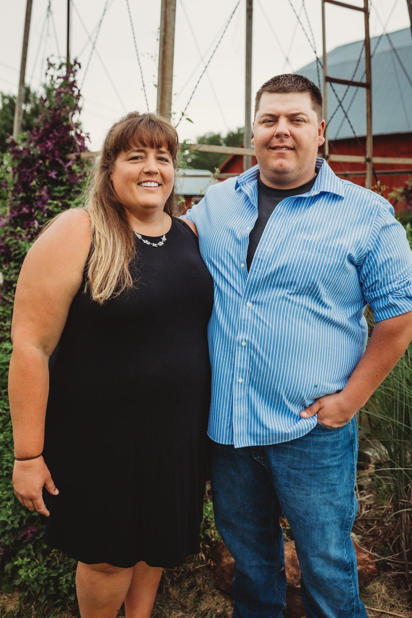 Lifetime Adoptive Parents Scott and Jessica