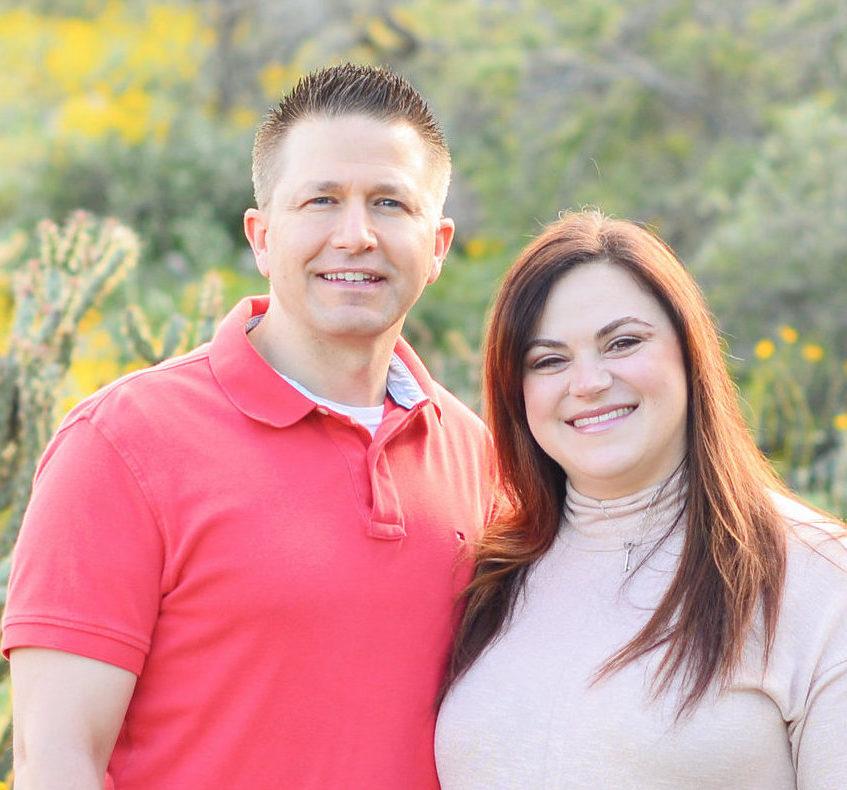 Lifetime Adoptive Parents Michael and Robbin