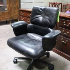 Herman Miller Used Office Chairs Lounge For Pool Deck Cubicles Furniture Desk Conference Harrington Black Leather Chair