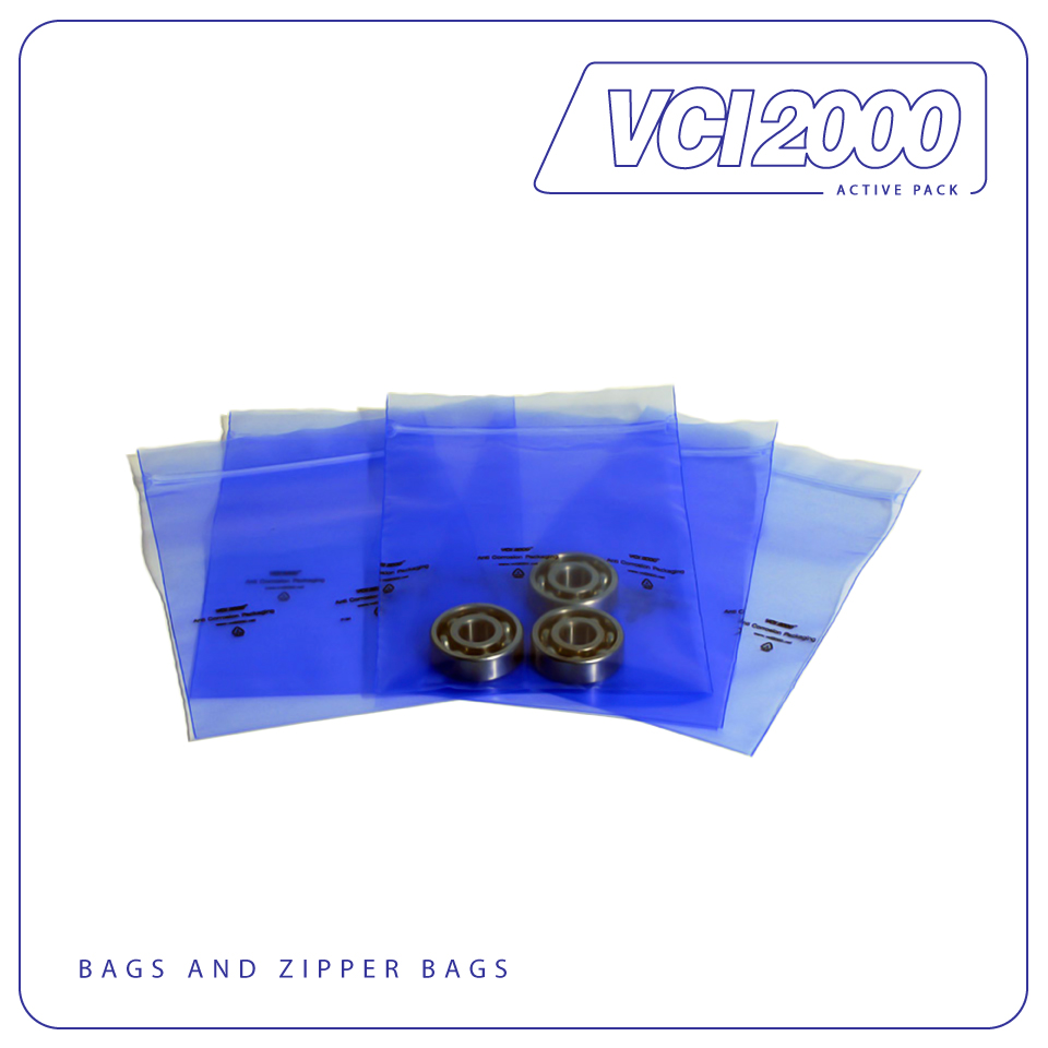 hight resolution of bags and zipper bags vci2000