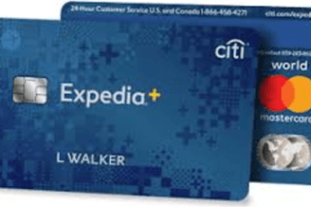 Expedia+ Voyager Credit Card