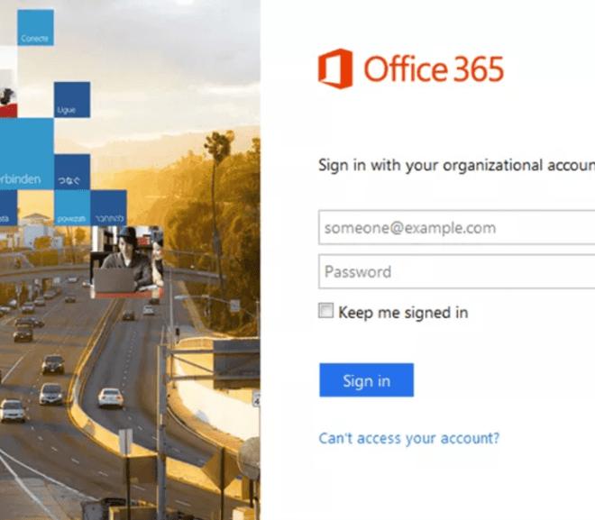 office 365 login outlook