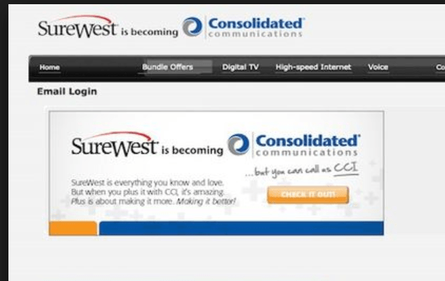 Surewest Email Login