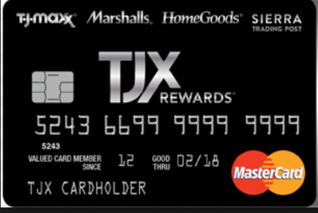 TJ Maxx Credit Card