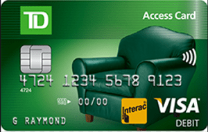 TD Visa Cards