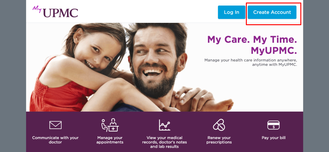 myupmc upmc com - Log In to MyUPMC Account - Login Helps