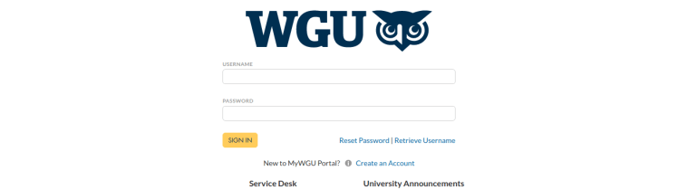 WGU-Student-Portal-Login-Logo