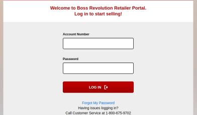 Boss Revolution Agent Login