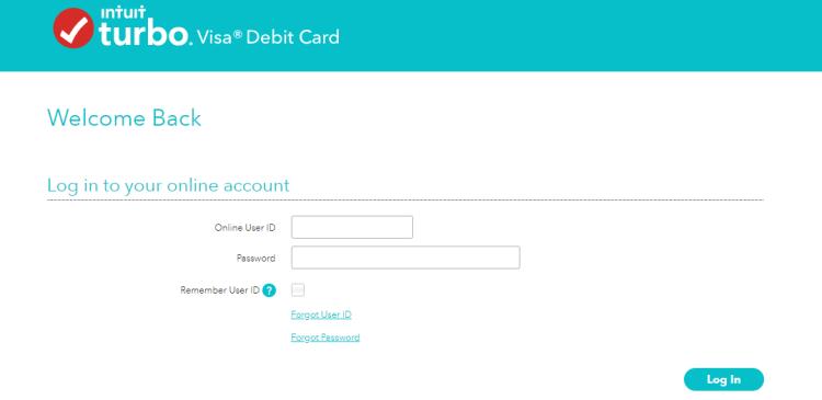 Turbo Debit Card Logo