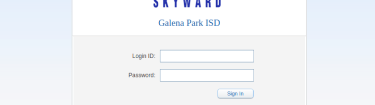 Skyward Galena Park ISD login
