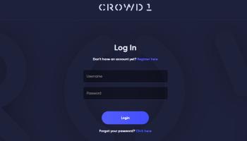 Crowd1 Login Guide