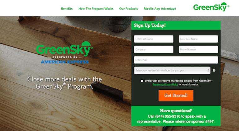 GreenSkyOnline
