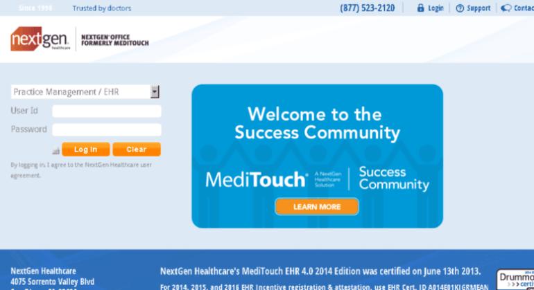 Healthfusion Login: Nextgens Healthfusion Bill Payment At www.healthfusion.com