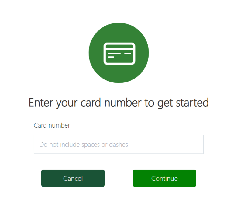 TD Credit Card Account Sign Up | logintips.net