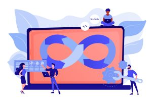 new features and updates illustration