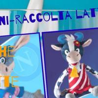 Latte Berna: in regalo le mascotte del Calcio Napoli