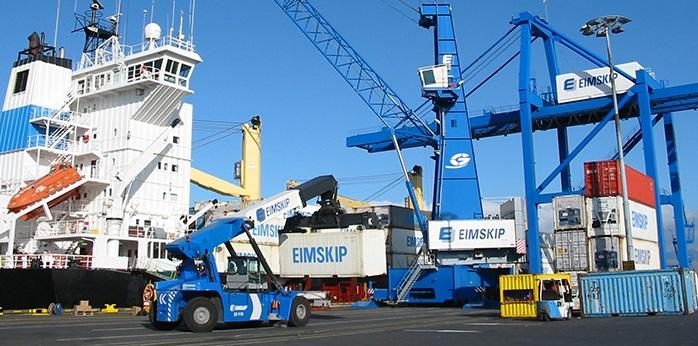 ETD ETA Container