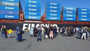Hãng tàu Eimskip