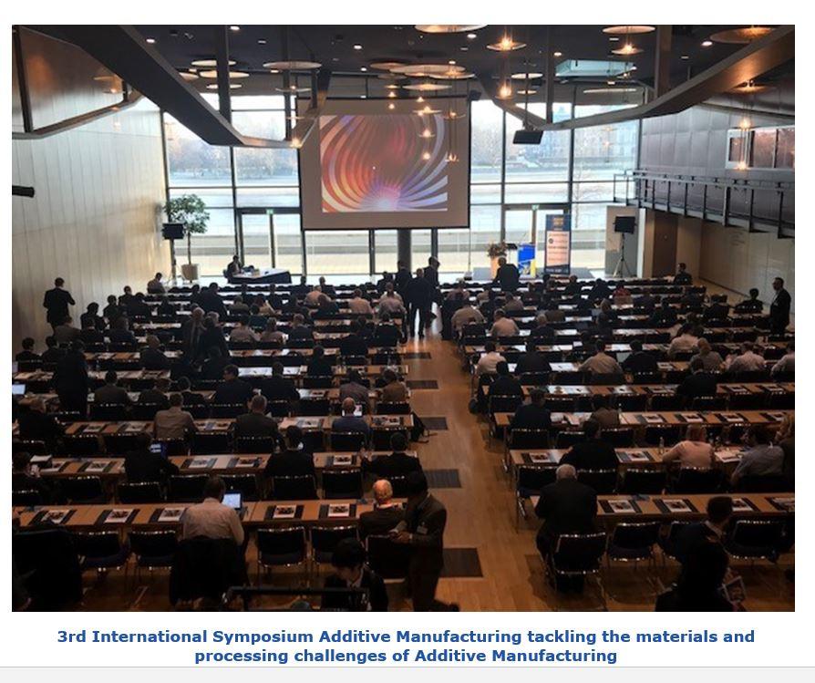 Additive Manufacturing Symposium