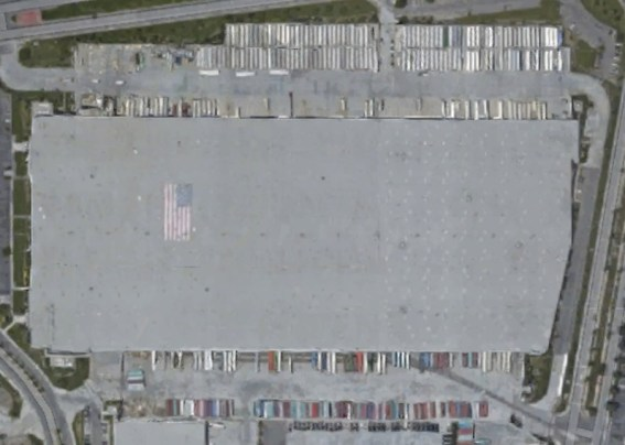Distribution Center Yard