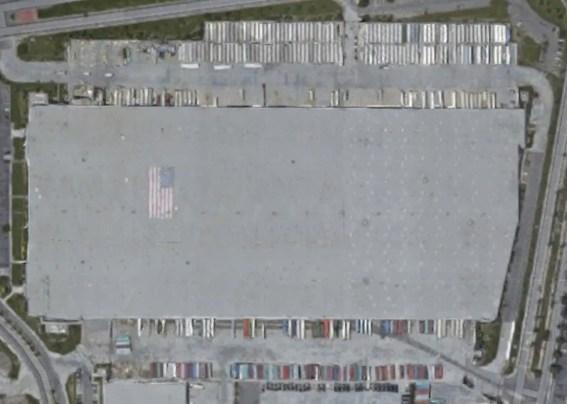 Distribution Center Yard