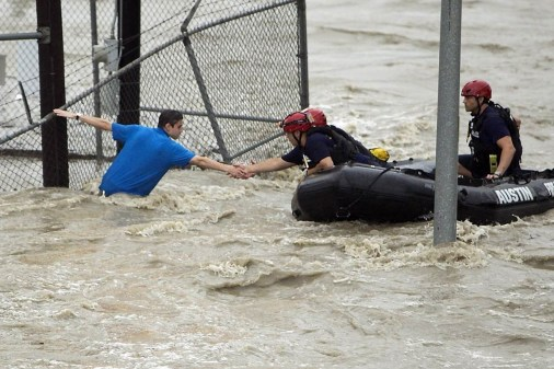 supply chain risk management and the Houston Flood