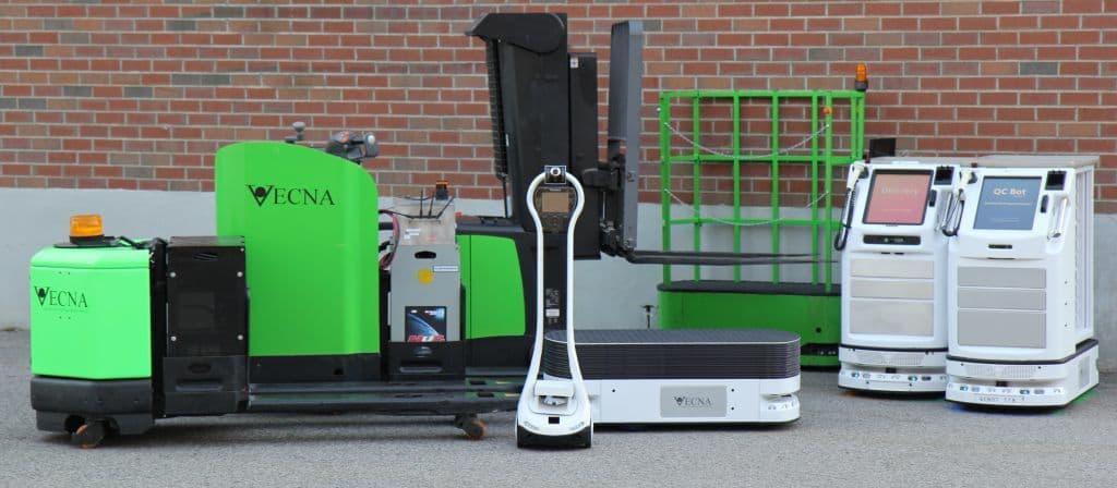 Warehouse Robotics Coming of Age