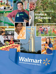 Walmart Sustainability Report