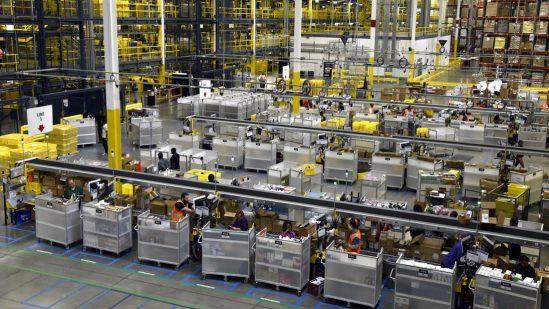 Amazon to Take on FedEx and UPS