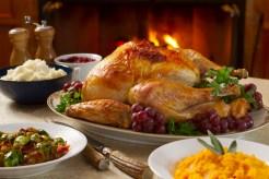 Thanksgiving supply chain