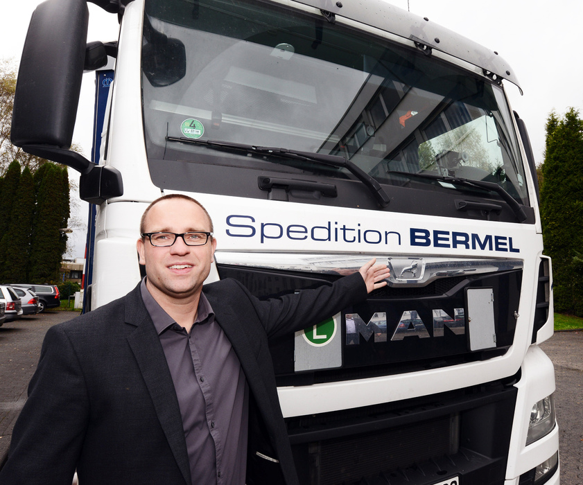 Jens Bermel  Spedition & Logistik Ebernhahn