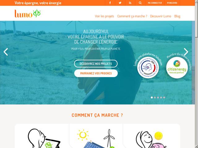 Miniature site Lumo