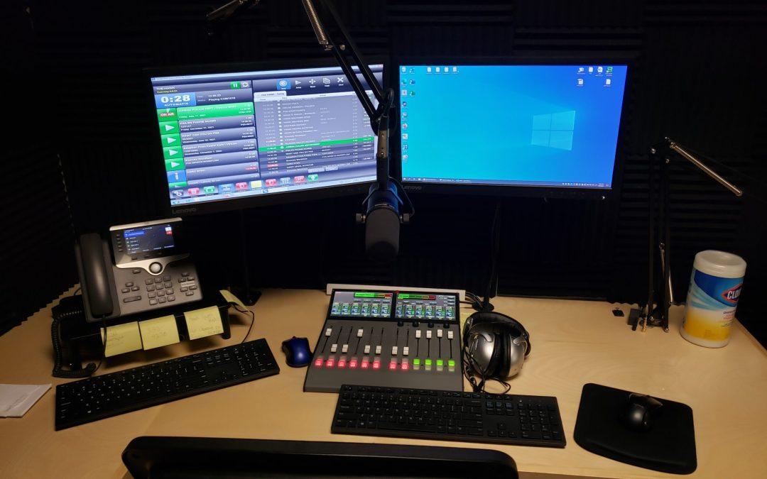Logitek Brings Compact AoIP to Alaska Broadcaster