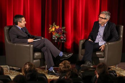 Alfonso Cuaron 5 ll - Alfonso Cuarón